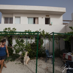 "Unsere erste Unterkunft ""Casa en la Sabinita"" bei Arico"