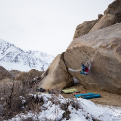 "Miriam sending ""Iron man traverse, V4"", Buttermilks"