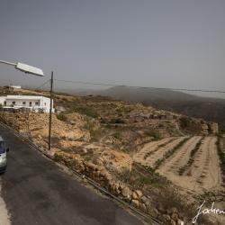 """Blick vom Dach des \""""Casa en la Sabinita\"""" bei Arico"""