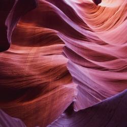 Antilope Canyon Slot, Arizona, USA